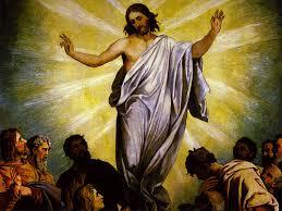 Resultado de imagem para jesus sobe ao céu