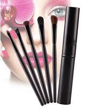 5pcs women 39 s new professional pony hair eyeshadow brushes set kits makeup for eye