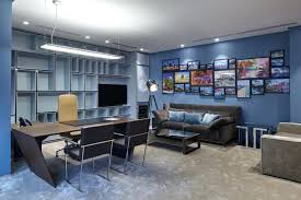 office room colors. Office Room Blue Design Small Colors . H