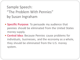 persuasive speaking ldquo thaw her gentle persuasion is more 4 sample speech