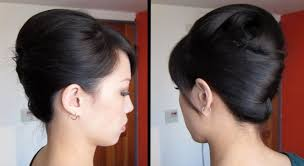 French Twist Hair Style french roll hairstyle black hair french twist for black hair 4843 by stevesalt.us