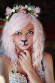 y bunny makeup 2018 ideas pictures tips about make up face