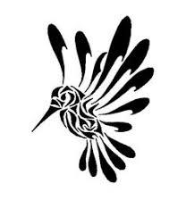 tribal hummingbird tattoo drawing. Plain Hummingbird Hummingbird Tattoo By Redstreak Designs Tattoo Design  On Tribal Drawing N