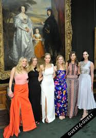 The Frick Collection Young Fellows Ball 2017 - Janie Warnock Connie Rhodes  Alexandra Shultz Eleanor Hamilton Abigail Donaldson Abby Donaldson Lilliana  Graham - Image 150 | Guest of a Guest