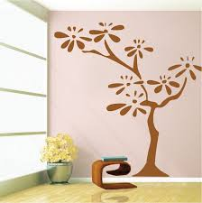 flower tree wall decal zoom
