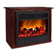 heat surge fireplace