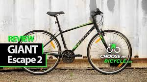 Giant Escape 2 2018 Cycle Online Best Price Deals And