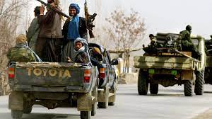 مبعوث أمريكا إلى أفغانستان يتجه للدوحة من اجل وقف تقدم طالبان العسكري - CNN  Arabic