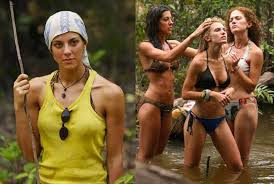 The girls from survivor naked