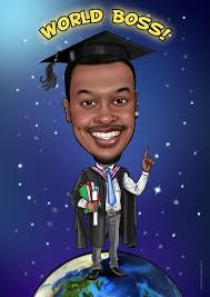 graduation gifts caricatures college graduation cartoon unique graduation gifts graduation mementos gift for graduate student gift
