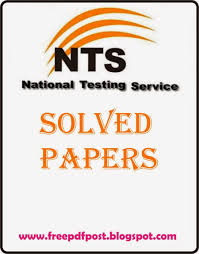 Nts Solved Papers Free Download Free Books Store