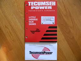 Sears parts :: NEW Tecumseh engine Overhead Valve Repair service ...