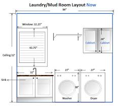 laundry room layout pictures