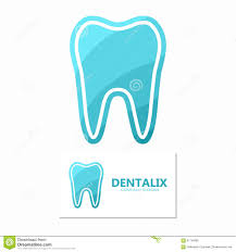dental logos images set of dental logos vector tooth design stock vector illustration