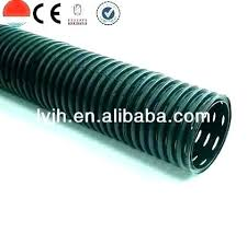 culvert pipe fittings corrugated drain perforated drainage 4 inch with low 6 sock 8 or