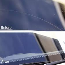 windscreen polishing diy repair kit car glass repair removes wiper blade damage surface marks water stain 3 inch 75mm components co uk