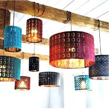ikea mini pendant light exciting lights hanging many lamps are diffe colors and on wood lamp