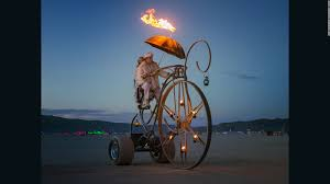 Best Burning Man Bike Lights Burning Mans Art Cars Mutant Vehicles Eat Dust And