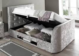 tv bed with storage. Contemporary Bed Intended Tv Bed With Storage
