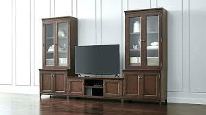 elegant glass entertainment center black glass entertainment center row stand corner in baby proof entertainment center