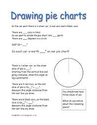 Circle Graph Worksheets | Homeschooldressage.com