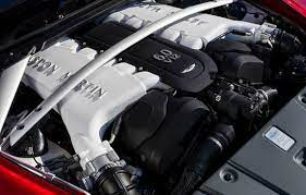 Aston Martin S V12 Was Based On A Ford V6 And 4 Other Weird Engine Cousins Driving
