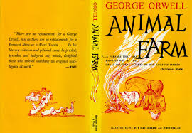 why did george orwell write animal farm george