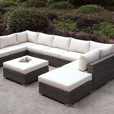 outdoor sectional. Wonderful Sectional Furniture Of America Somani Outdoor Sectional To M