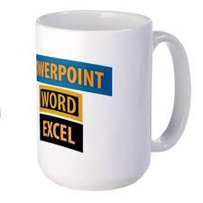 office mug. Office Mug A