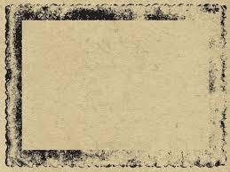 Parchment Powerpoint Background Golden Parchment Paper Powerpoint Templates Black Orange