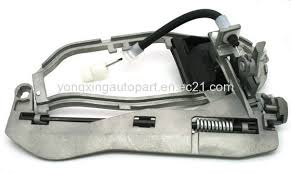 door handle carrier for bmw x5 e53 51218243615 image