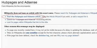 Wikipedia Create How To Create A Page In Wikipedia Hubpages