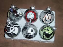Jack Skellington Decorations Halloween Nightmare Before Christmas Ornaments Nightmare Before Before