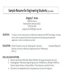 Objectives On A Resume Objectives For A Resume Examples Career Best Carrier Objectives For Resume