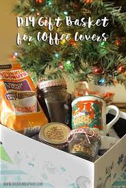 Coffee gift baskets and tea gift baskets with top quality coffees, organic teas, tea biscuits, organic chocolates from fancifull gift baskets. Diy Coffee Lover S Gift Basket The Rising Spoon
