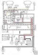 vw beetle wiring diagram volkswagen wiring diagram 1975 1976 beetle super beetle