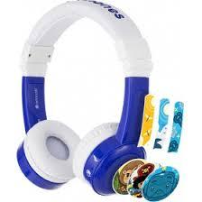 <b>Гарнитура BuddyPhones InFlight</b> Blue в интернет-магазине ...
