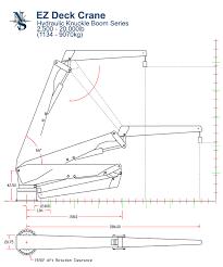 Ez Hydraulic Cranes Nautical Structures Marine