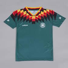 Germany 1994 Away Football Shirt