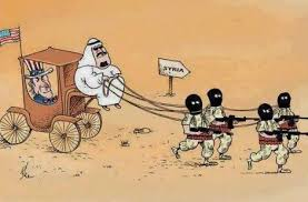 Risultati immagini per ARABIA SAUDITA ISIS USA