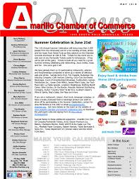 May 2018 enews by Amarillo Chamber of Commerce - issuu