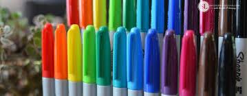 wooden sharpie holder diy pencil marker organizer stapts
