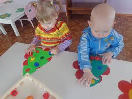 Дидактическая игра для детей раннего возраста Украсим ёлочку  Дидактическая игра для детей раннего возраста Украсим ёлочку