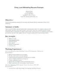 Summary Statement For Resume Examples Best of Great Entry Level Resume Examples Beginner Resume Examples