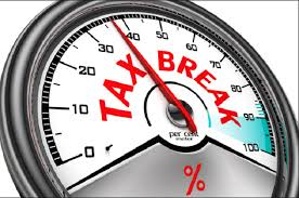 Image result for tax break