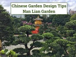 Small Picture Chinese Garden Design Tips YouTube