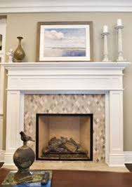 Around Fireplace Tile Design Ideas, Pictures, Remodel, and Decor - page 2