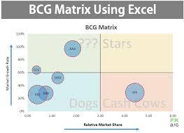 Matrix Bubble Chart Excel Making Bcg Matrix In Excel How To Pakaccountants Com