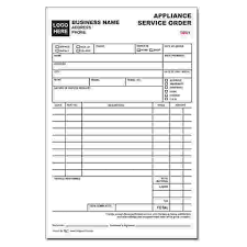 custom service invoices custom business forms invoices receipts continuous printing