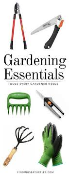 essential gardening tools. Exellent Gardening 7 Essential Gardening Tools For Beginners  Garden Pinterest  Tools Flowers And Gardens Inside N